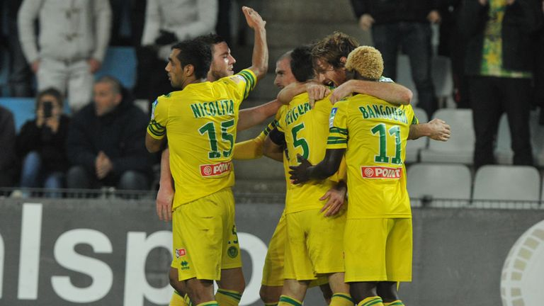 Nantes: Will not be celebrating any new signings