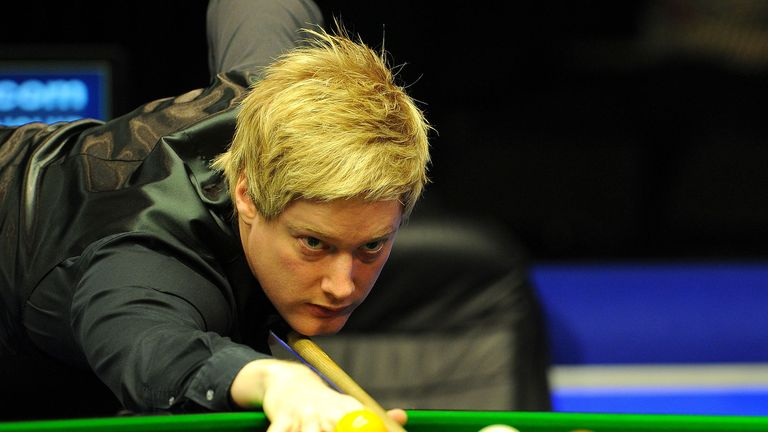 Neil Robertson: Held his nerve to win final frame decider
