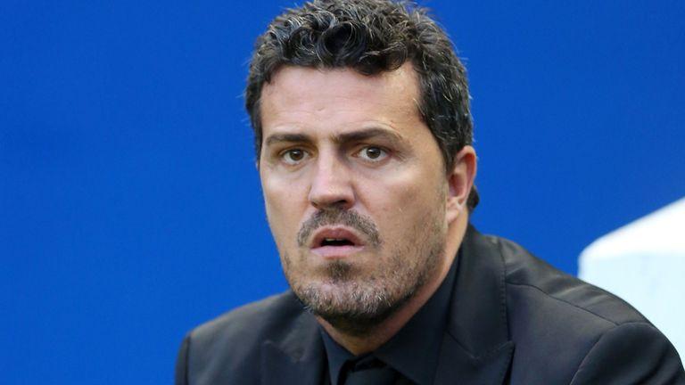 Oscar Garcia: Resigns as Brighton head coach