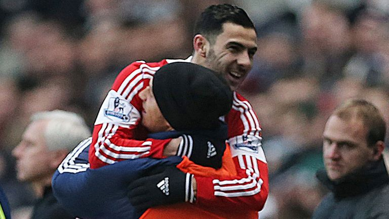 Oussama Assaidi: Is unsure where his future lies