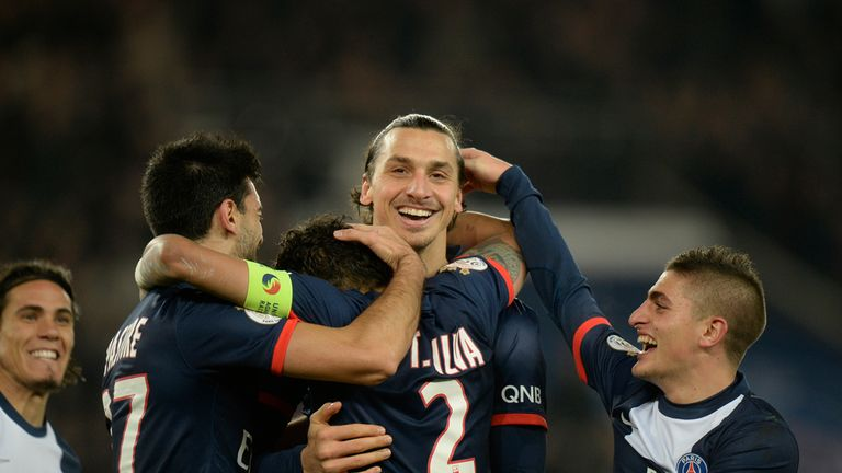 PSG: Celebrate comfortable win