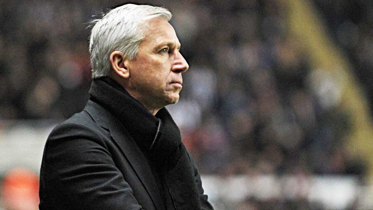 Alan Pardew: The Newcastle boss has bemoaned football's sack culture