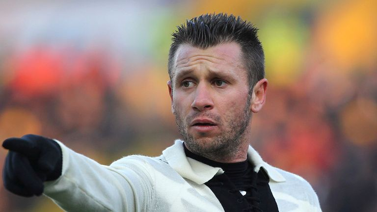 Antonio Cassano: Parma forward wants to be in Italy's World Cup squad