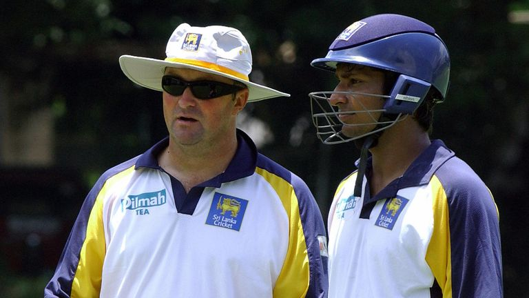Paul Farbrace: The Sri Lanka coach has suggested England are too tactically rigid