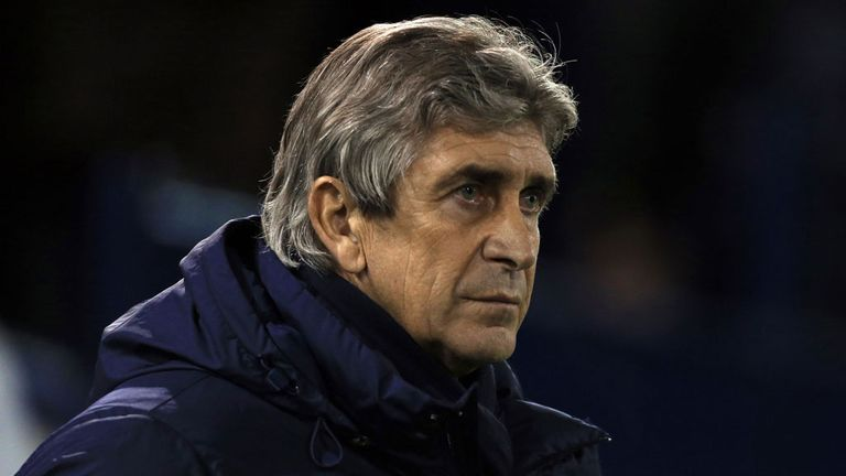 Manuel Pellegrini: Will rest players against Bayern Munich ahead of Arsenal game