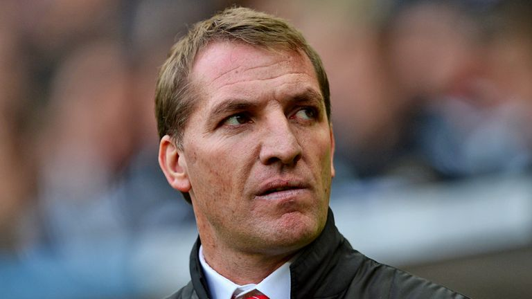 Brendan Rodgers: Pleased with progress of his Liverpool side
