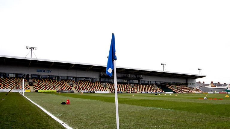 Rodney Parade: Pitch unplayable