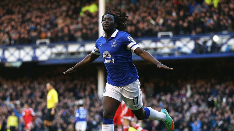 Romelu Lukaku: The striker bagged the winner against Southampton