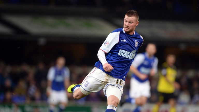 Ryan Tunnicliffe: Impressed at Ipswich