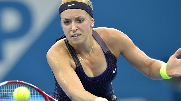 Sabine Lisicki: No 7 seed had no problems seeing off Magdalena Rybarikova
