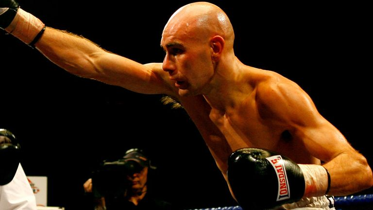 Stuart Hall: No more booze for me, I'm focussed on boxing