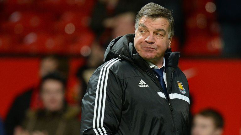Sam Allardyce: Disappointed with finishing