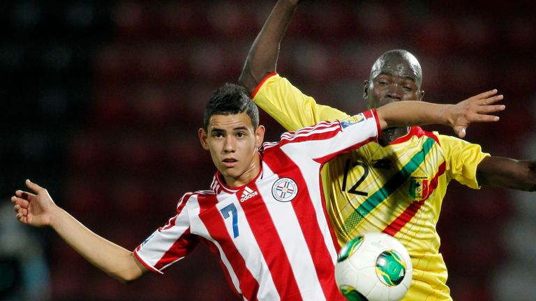 Antonio Sanabria: Set for move to Italy