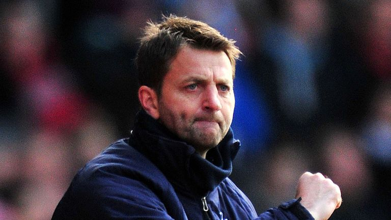 Tim Sherwood: Hoping for a manager solution soon