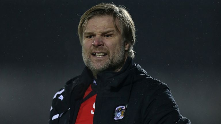 Steven Pressley: Wants to keep Seaborne