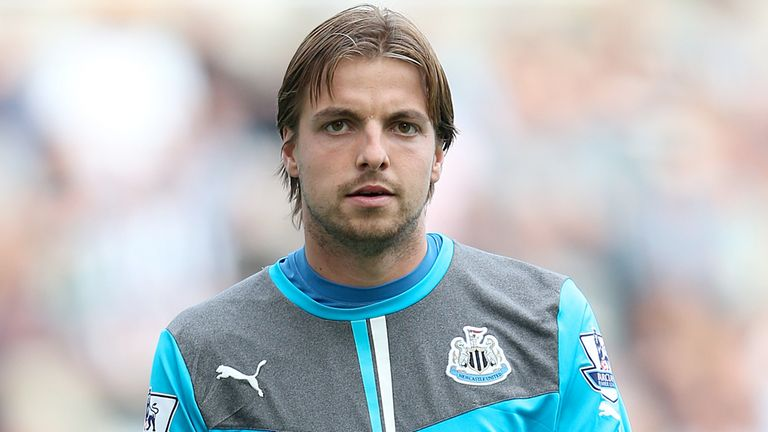 Tim Krul: Newcastle United goalkeeper targets victory over Tottenham Hotspur