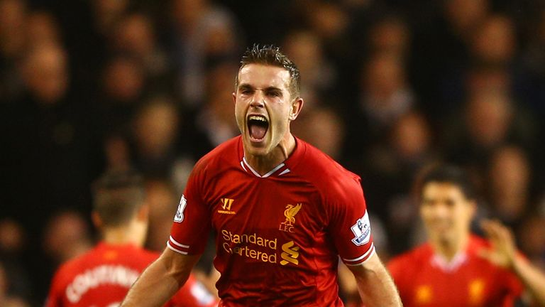 Jordan Henderson: Cannot wait for Merseyside derby