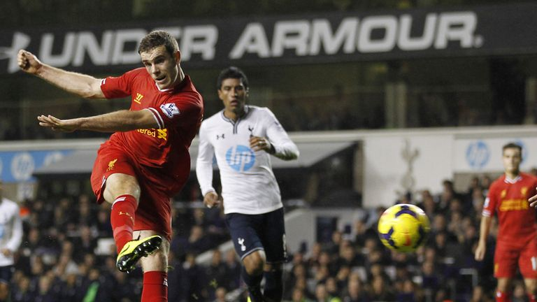 Jordan Henderson: Looking to build on five-star showing at Tottenham