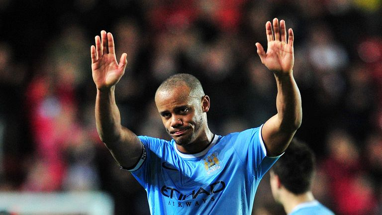 Vincent Kompany: Accepts own goal as part of life as a defender