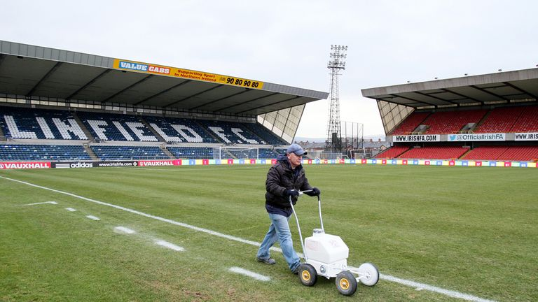 The capacity of Windsor Park will rise to 18,000