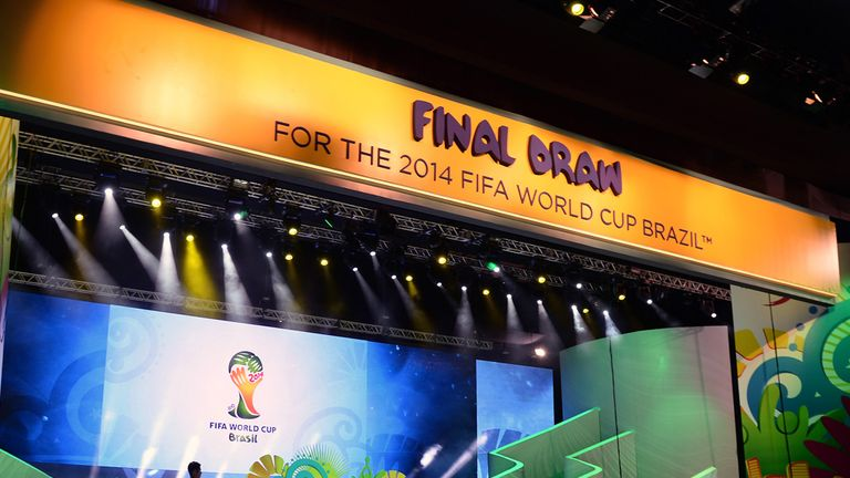 FIFA has revealed details of Friday's World Cup draw