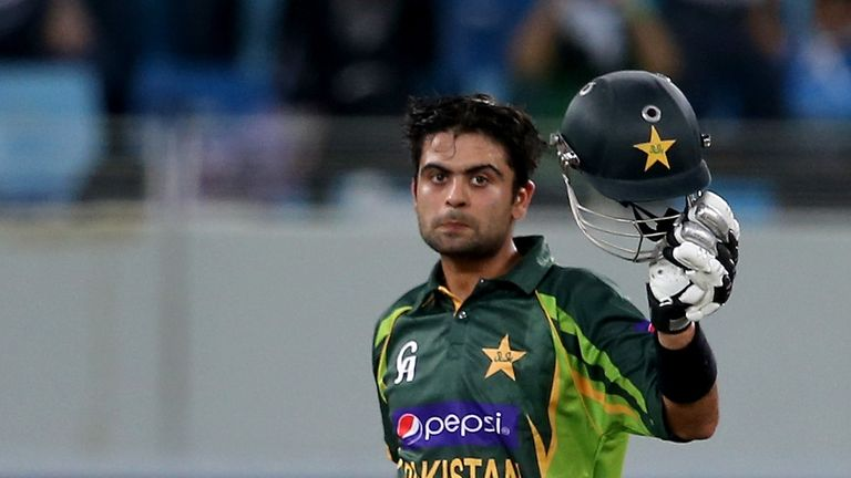 Ahmed Shehzad: Scored 81 for Pakistan in Sharjah