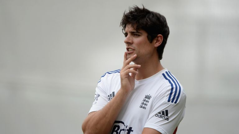 England captain Alastair Cook has plenty to ponder ahead of the second Test