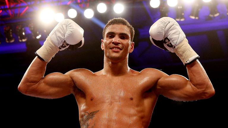 Anthony Ogogo: Looking forward to a return to action