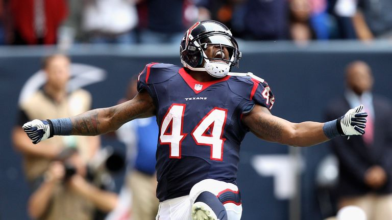 Ben Tate: Free agent signs deal with Cleveland Browns
