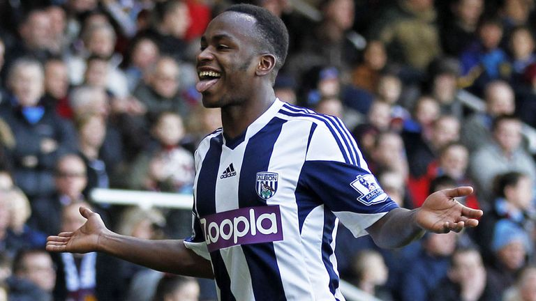 Saido Berahino: Set up Albion's goal - then gave away ball for Cardiff's equaliser