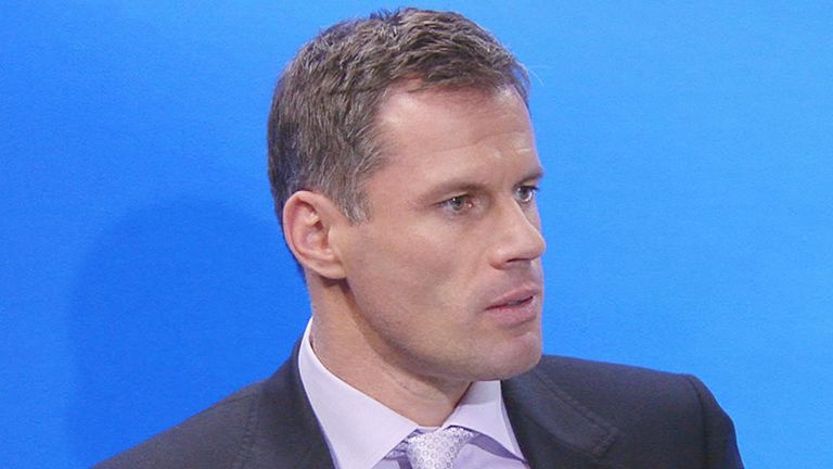 Carragher: was put off a career in management