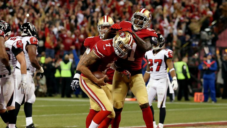 49ers finished in style
