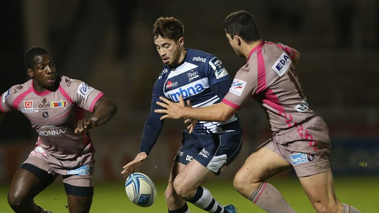Danny Cipriani: A personal haul of 28 points