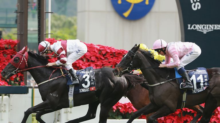 Dominant denies the late run of The Fugue