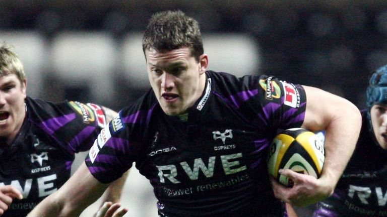 Ian Evans: The Welsh international will aid Bristol's push for promotion to the Aviva Premiership.