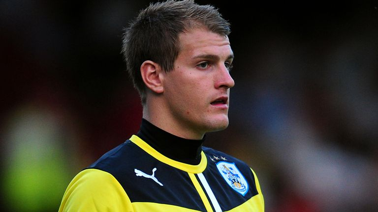 Alex Smithies: Huddersfield keeper kept out Brighton