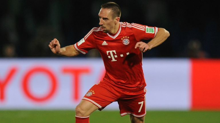 Franck Ribery: Facing up to three years in jail if convicted in Paris