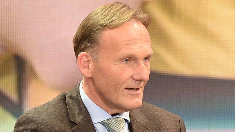 Hans-Joachim Watzke: Dortmund general manager