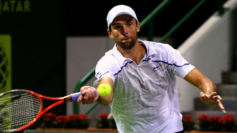 Ivo Karlovic: Suffered a shock defeat in Houston