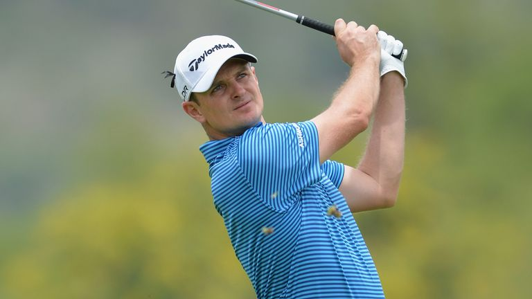 Justin Rose: US Open champion to return in Northern Trust Open