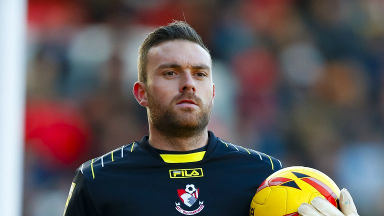Lee Camp: The goalkeeper has joined Bournemouth on a permanent deal
