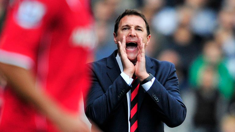 Malky Mackay: January wishlist rebuffed by Vincent Tan