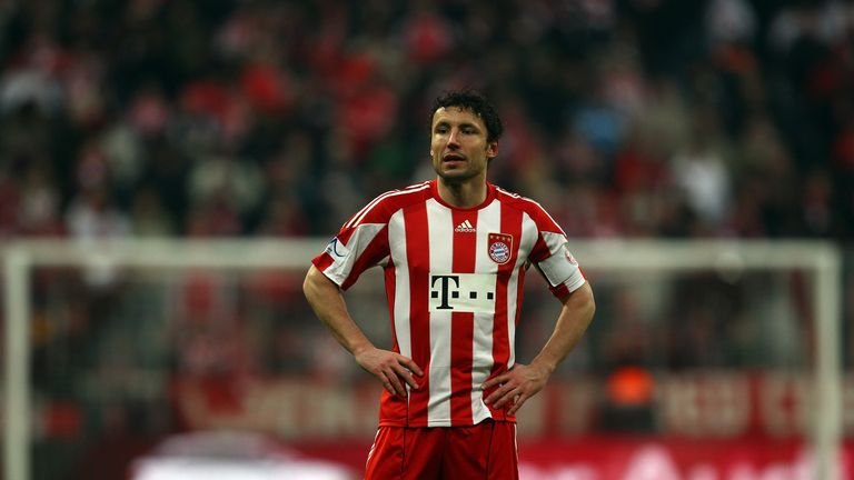 Mark van Bommel: Could be set to rejoin his former club Bayern Munich