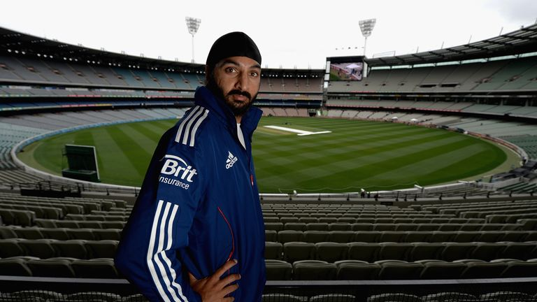 Monty Panesar: Is the leading candidate to replace the retired Graeme Swann