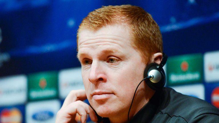 Neil Lennon: Celtic boss denies Sunderland striker Steven Fletcher is a target