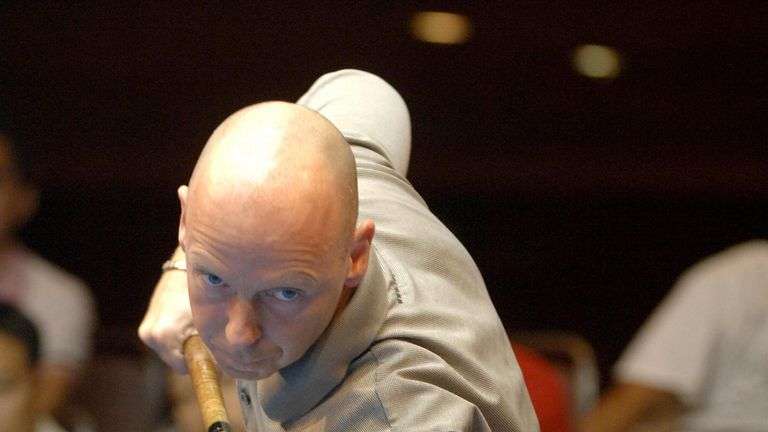 Ralf Souquet: Edged out Dennis Hatch 6-5