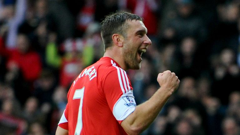 Rickie Lambert: Sam Allardyce tried to sign Southampton striker in January