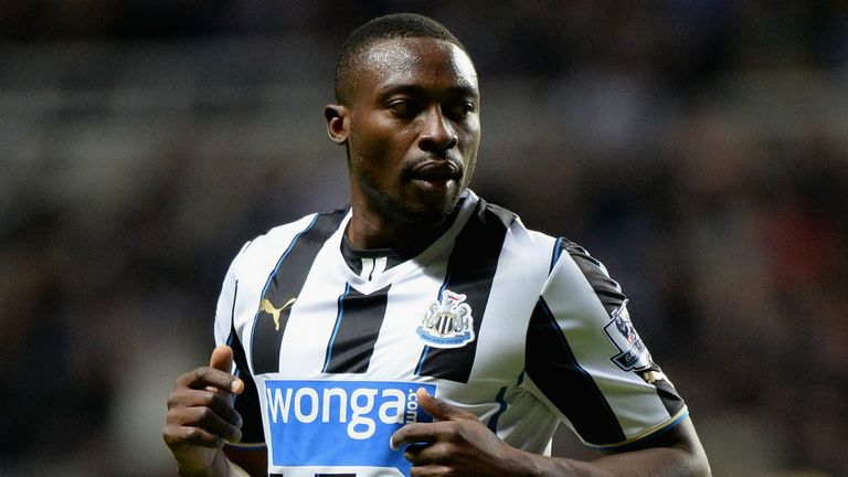 Shola Ameobi: Not thinking about future