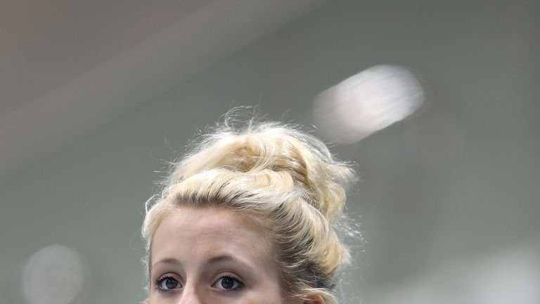Siobhan-Marie O'Connor: Won a medal for the second successive year at the European Short Course Championships