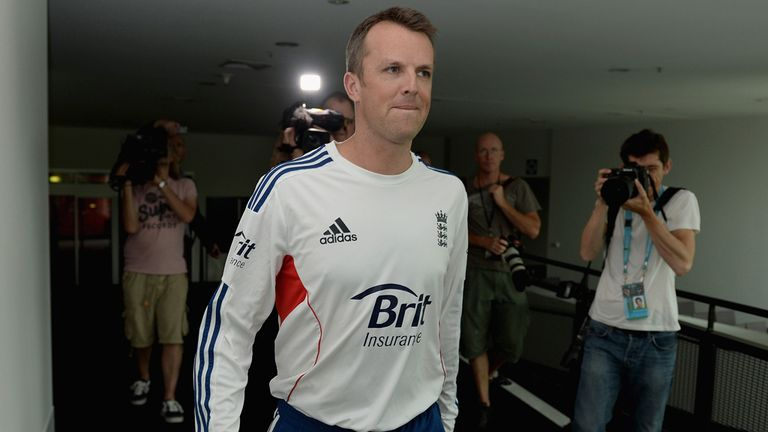 "Graeme Swann: ""I hope they look back and are embarrassed."""